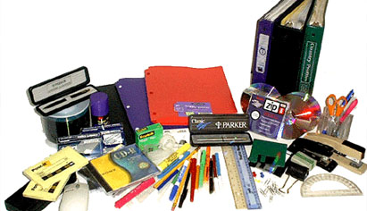 Office Stationery & Equip
